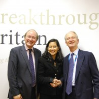 Centre for Social Justice event on the 'Breakthrough Britain report' with David Hodson OBE & Henry Bellingham MP